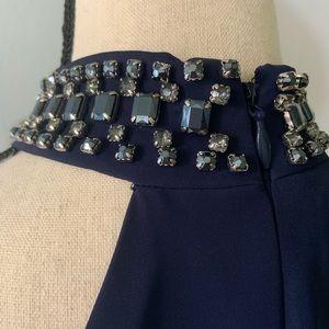 Laundry By Shelli Segal Dresses - NWT - Dark Blue Dress Gown